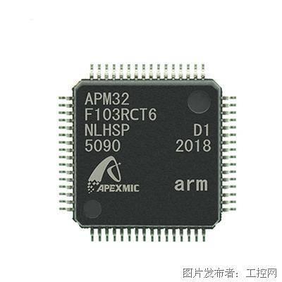 极海APM32F103RCT6
