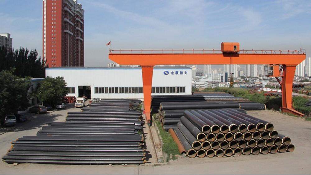 华东工控 | 山西太原热力公司城市二期供暖项目案例