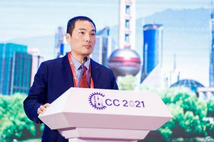 程序委员会主席彭晨主持开幕式