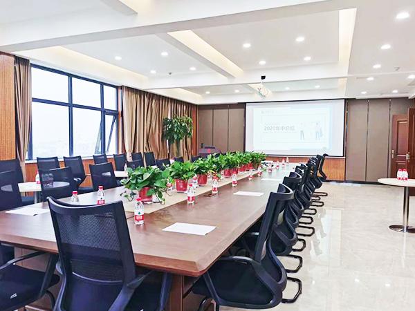 华东工控会议室