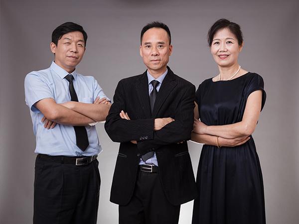 华东工控高层团队
