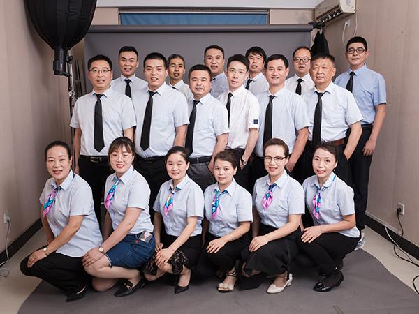 华东工控管理层团队
