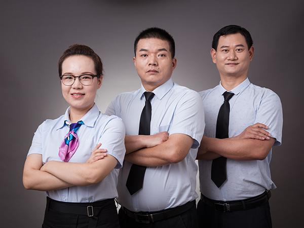 华东工控中高层团队