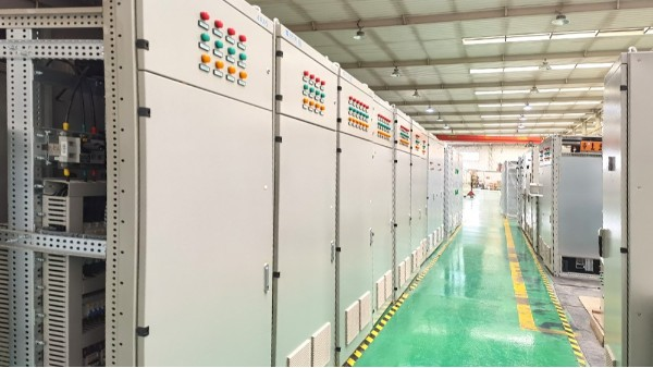 恒温恒温实验室PLC控制柜