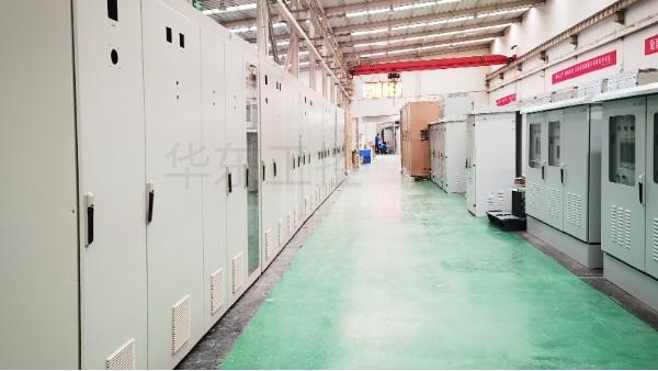华东工控泵站控制
