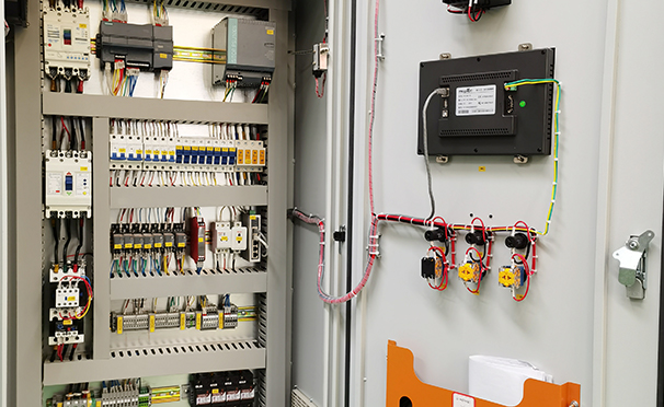 雨水泵站控制系统细节