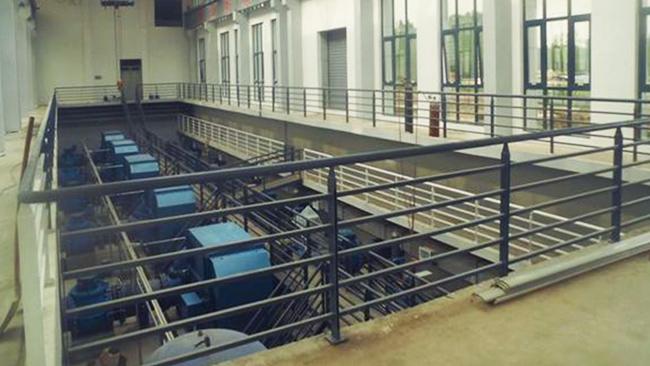 供水泵站自控系统