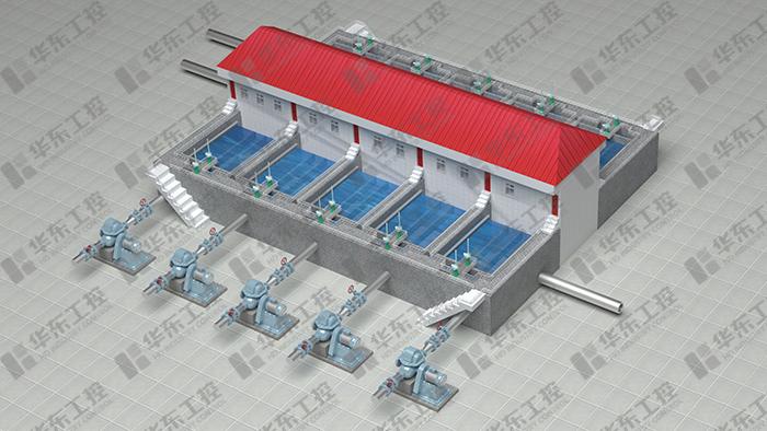 水厂自动化控制系统