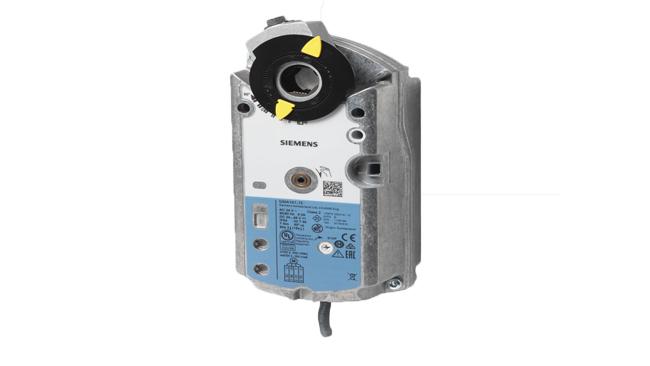GDB..1E系列西门子风阀执行器