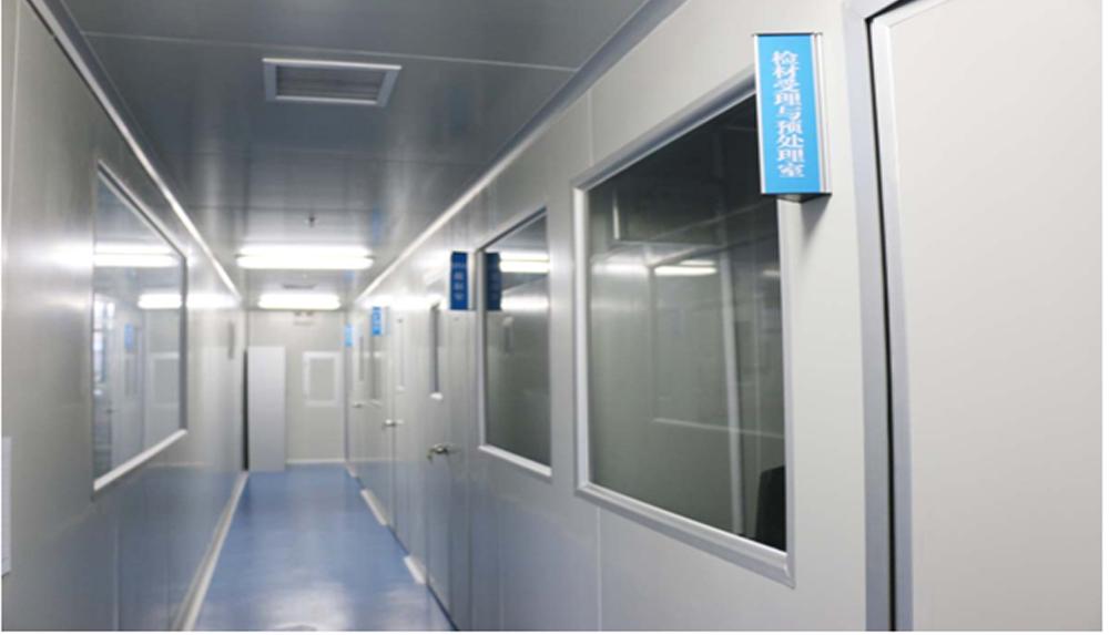 实验室恒温恒湿控制