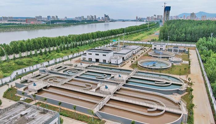 污水处理厂自动化控制系统