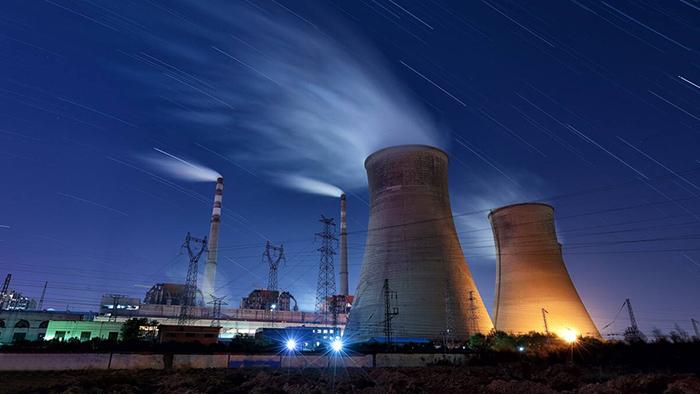 河南第一火电建设公司燃煤电厂输煤程控系统案例