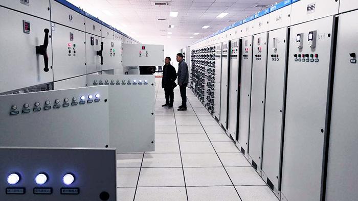 河南洛阳牛垛矿业有限公司选矿生产线自动化系统案例