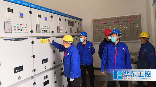 华东工控整包项目安装,严抓质量,提高品质