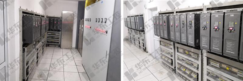 生产线自动控制系统现场应用