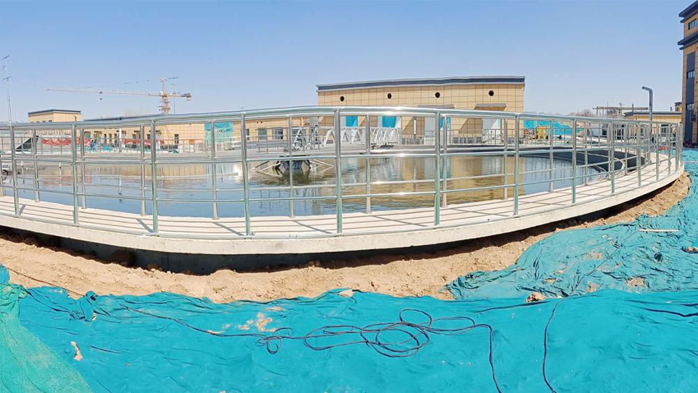 污水处理PLC自动化控制系统
