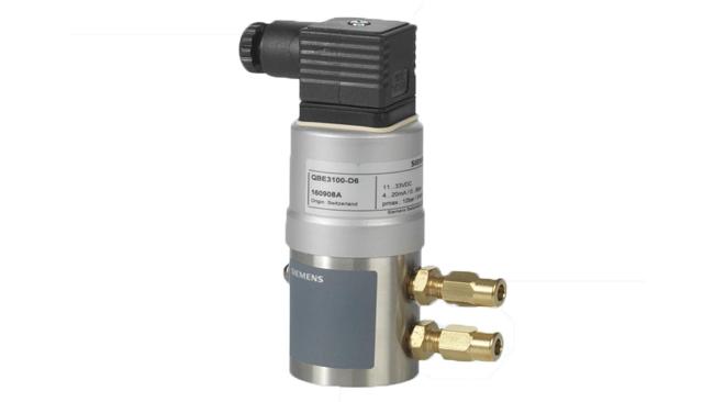 QBE61.3-DP2西门子水流压差传感器