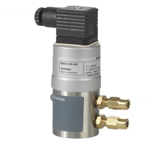 QBE3000-D4西门子水压差传感器