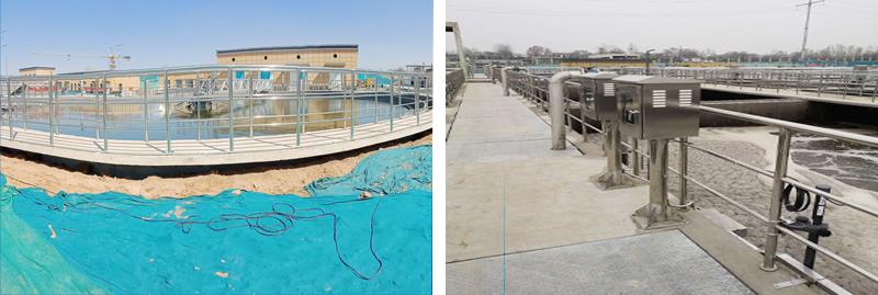 污水处理PLC自动化控制系统现场