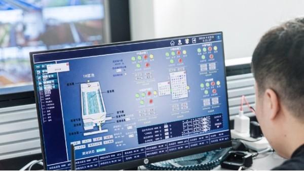 华东工控智慧泵站远程控制系统功能介绍