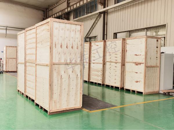 电气控制柜成品包装