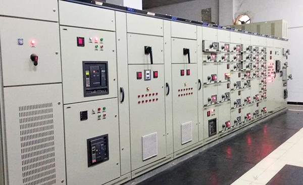 水泥生产线DCS控制系统