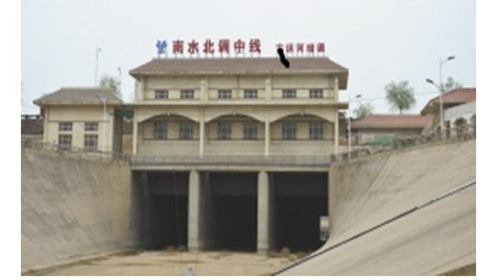 华东工控丨南水北调受水区郑州段水闸泵站自控系统案例