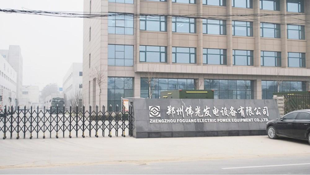 华东工控 | 郑州佛光发电有限公司发电机5000A GCK进线柜案例