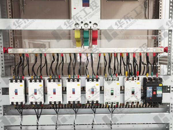 动力配电柜细节