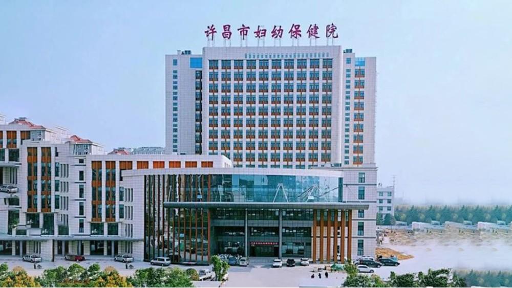 华东工控|许昌妇幼保健院暨市儿童医院手术室净化空调控制系统案例