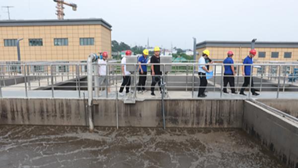 新密市洧水河污水处理厂自控系统项目顺利交付并通过验收