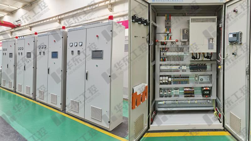 泵站plc控制柜