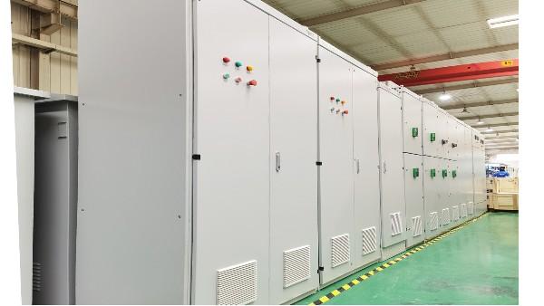 超大散盘收卷机组控制系统