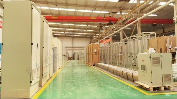 华东工控PLC自动化控制系统的应用