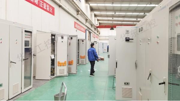 郑州电气控制柜厂家实拍