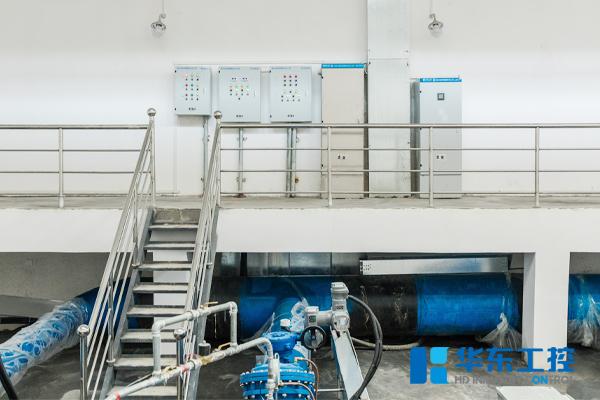 泵站自动控制系统应用现场