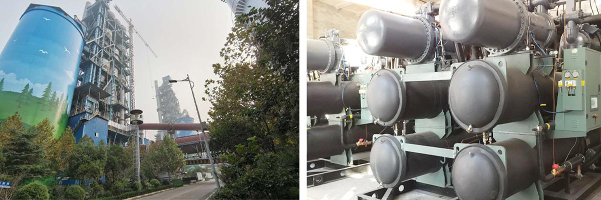 锻烧窑生产线自控系统