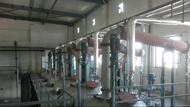 金属制品加工生产线控制系统