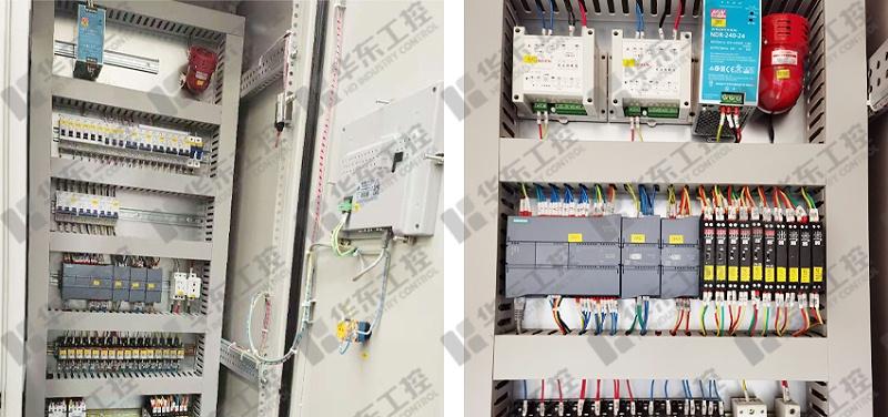 PLC控制柜布局