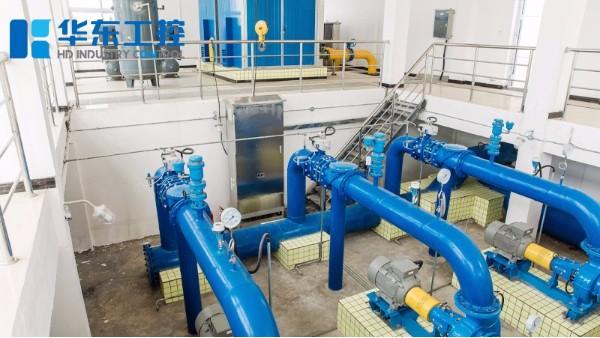 一体化污水提升泵站的远程控制