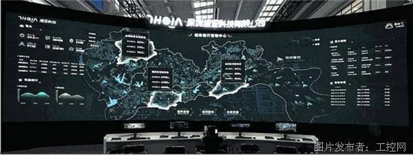 2020丝路视觉高交会上展示的产品-提亚大屏2.0