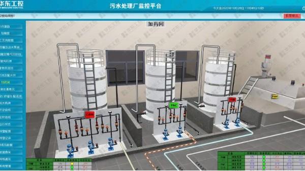 污水处理厂3D