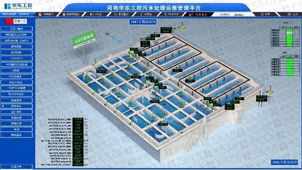 华东工控助力污水处理迈入自动化控制时代