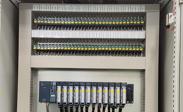 泵站控制系统细节
