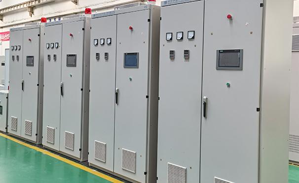 金属制品加工生产线控制系统细节