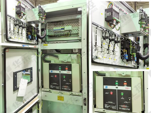 高压柜细节