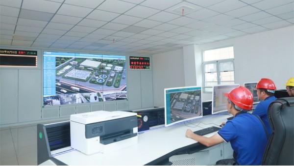 一体化预制泵站控制系统为抗洪排涝提供助力