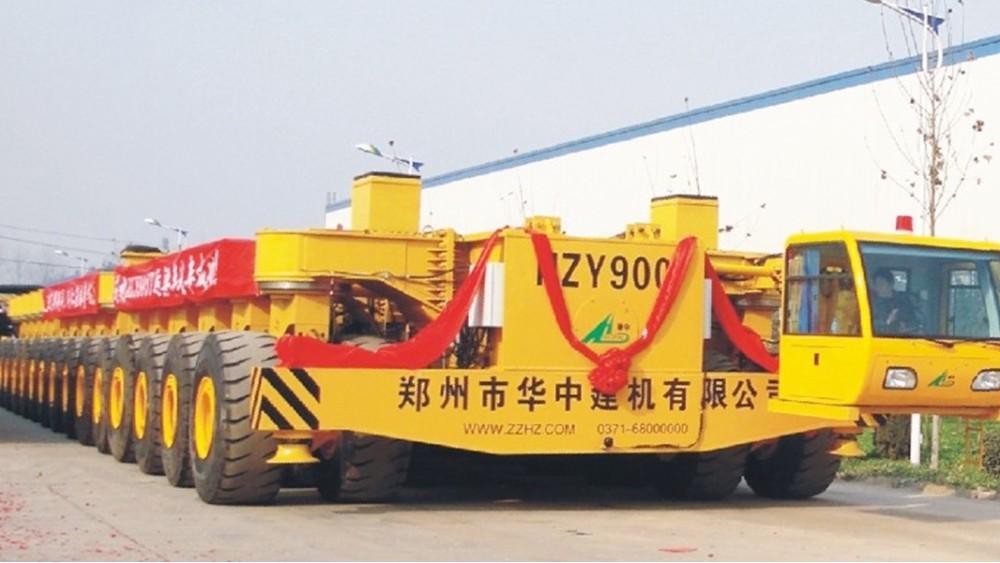 华东工控 | 郑州华中建机有限公司MGHZ500T提梁机电器控制系统案例
