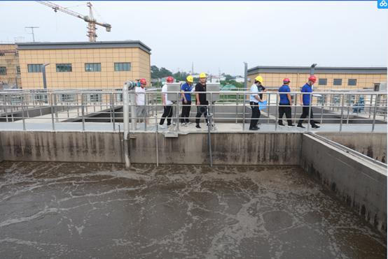 新密市洧水河污水处理厂顺利交付并通过验收