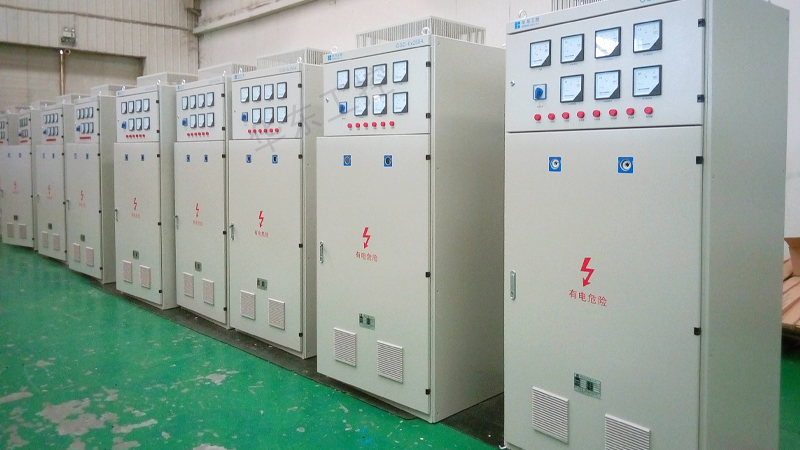 泵站控制力柜图